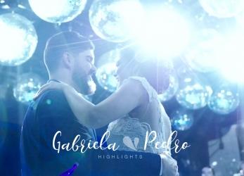 Trailer | Gabriela + Pedro [Highlights]