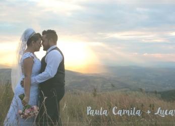 Trailer | Paula Camila + Lucas [Highlights]