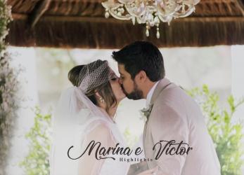 Trailer | Marina + Victor [Highlights]