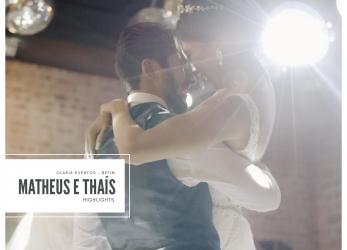 Trailer | Matheus e Thaís [Highlights]