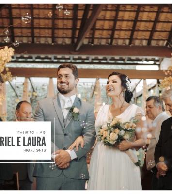Trailer | Laura e Gabriel [Highlights]