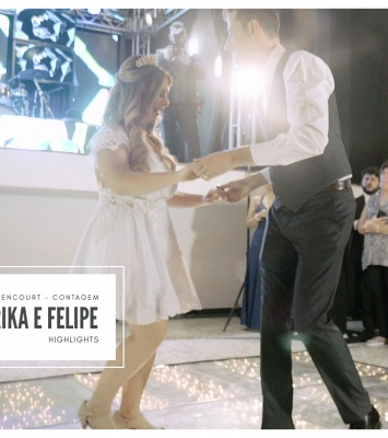 Trailer | Érika e Felipe [Highlights]