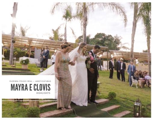 Trailer | Mayra + Clovis [Highlights]