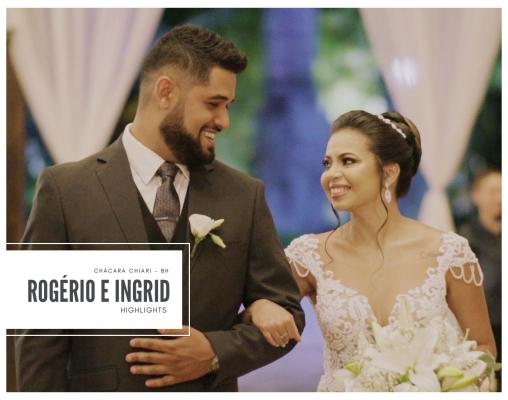 Trailer | Ingrid + Rogerio [Highlights]