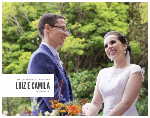 Trailer | Luiz + Camila [Highlights]