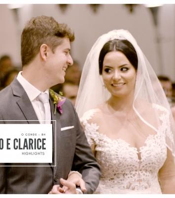 Trailer   Clarice + Rodrigo [Highlights]