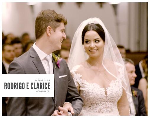 Trailer | Clarice + Rodrigo [Highlights]