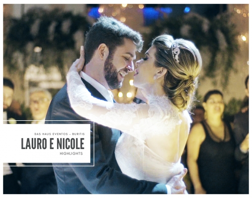 Trailer | Lauro + Nicole [Highlights]