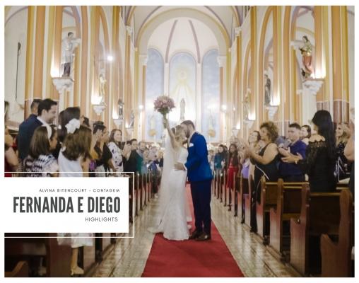 Trailer | Fernanda e Diego [Highlights]