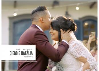 Trailer | Natália e Diego [Highlights]