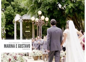 Trailer | Marina e Gustavo [Highlights]