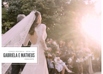 Trailer | Gabriela e Matheus [Highlights]