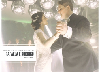 Trailer | Rafaela e Rodrigo [Highlights]