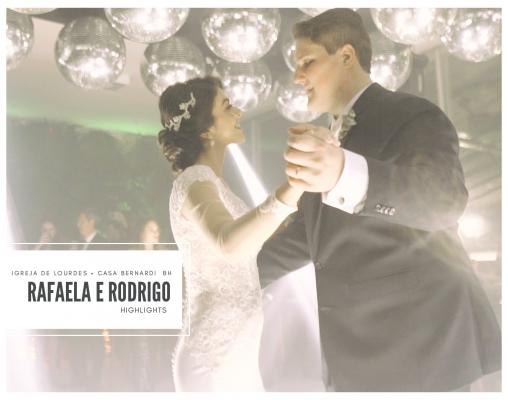 Trailer | Rafaela e Rodrigo [Highlights]