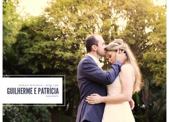 Trailer | Guilherme + Patrícia [Highlights]