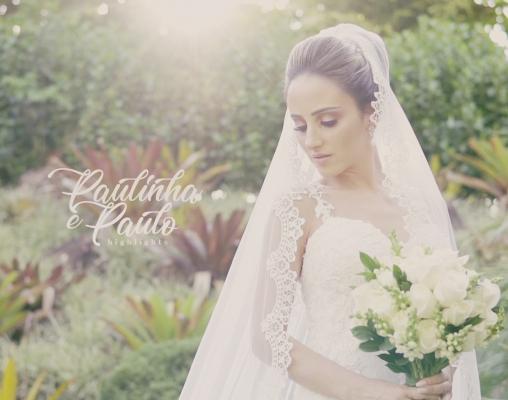 Trailer | Paulinha + Paulo [Highlights]