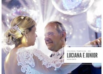 Trailer | Luciana e Júnior [Highlights]
