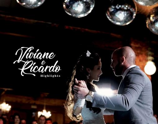 Trailer | Viviane + Ricardo [Highlights]