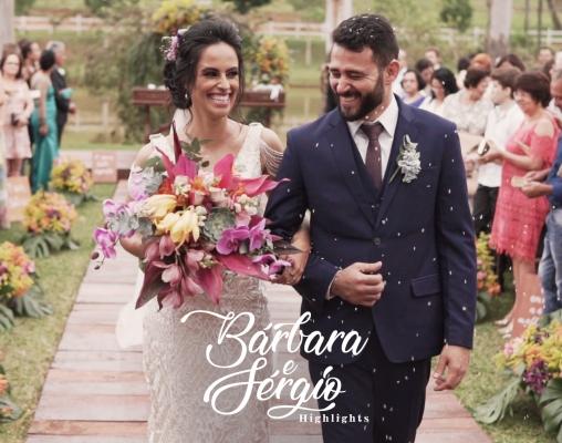 Trailer | Bárbara + Sérgio [Highlights]