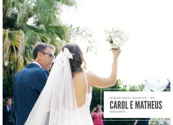 Trailer | Carol + Matheus [Highlights]