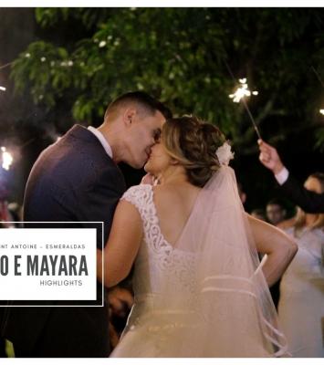 Trailer   Mayara + Gustavo [Highlights]