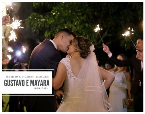 Trailer | Mayara + Gustavo [Highlights]